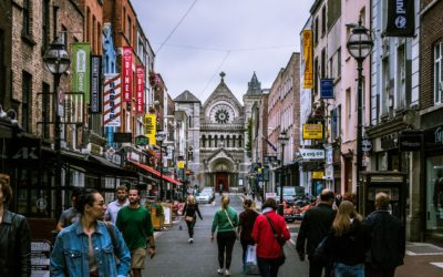 First Time To Ireland